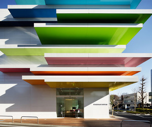 10 Amazing Color Blocked Spaces