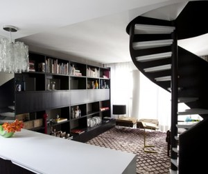 10 Beautiful Bookcases