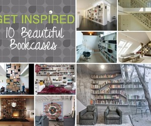 10 Beautiful Home Libraries
