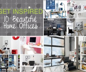 10 Beautiful Home Offices