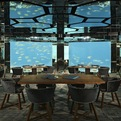 Examples of Ten Breathtaking Underwater Spaces