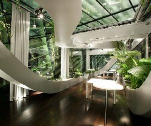 10 of the World's Most Amazing Offices