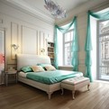 10 Romantic Master Bedroom Designs