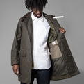 1046 Woodsman Coat