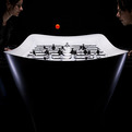 The 11, Luxury Foosball Table