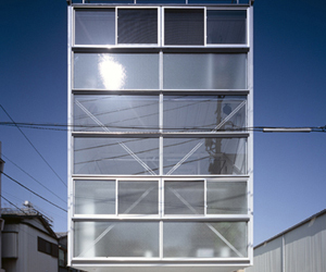 '11Boxes' in Tokyo / Japan by Keiji Ashizawa Design