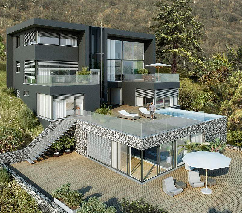 Top 50 Modern House Designs Ever Built: 12.2 Billion Dollar Home Is World's Most Expensive