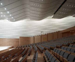 14 Acre Grand Theater in China by GMP Architekten