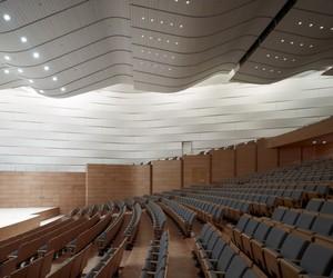14 Acre Grand Theater in China by GMP Architekten