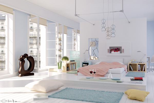 . 15 Beautiful Bedroom Designs
