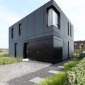 15 Modern Black Homes