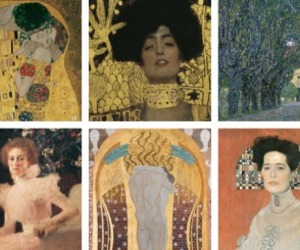 150TH BIRTH ANNIVERSARY OF THE ARTIST GUSTAV KLIMT
