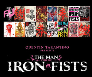 16 Posters For The Man With The Iron Fists