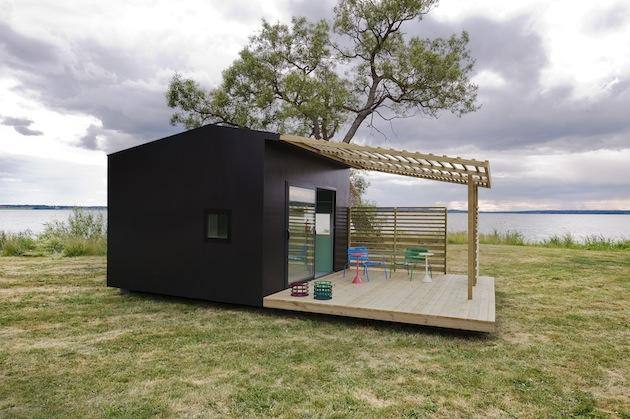 160 Square Foot Mini Home Original