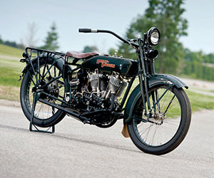 1922 Harley-Davidson JD