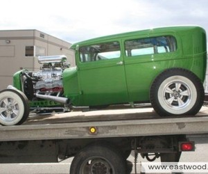 Make: 1928  Ford Model Hot Rod
