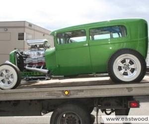 1928 Make: Ford Model