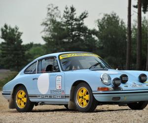 1965 Porsche 911 Rally Car
