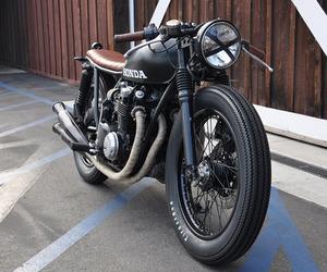 1975 Honda CB 550 Custom