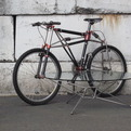 1995 bicycle by Olda Zinke