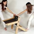1equals2 chair by Jieun Yoo