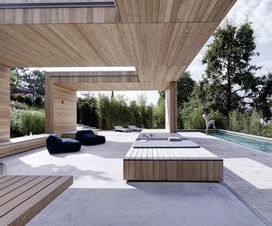 2 Verandas House by Gus Wüstemann Architects