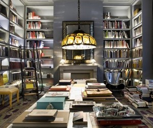 20 Home Library Design Examples