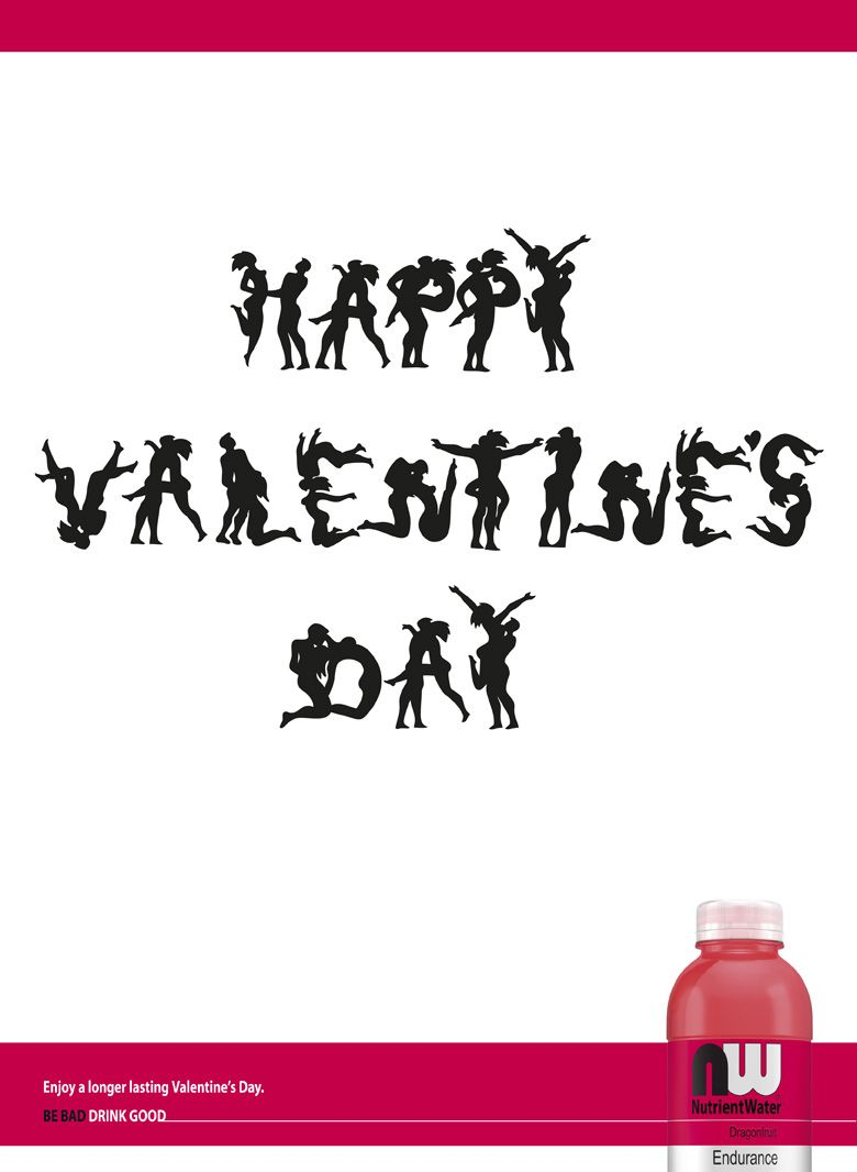 20 most creative valentines day advertisements
