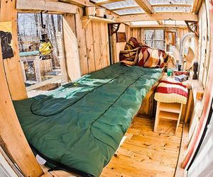$200 Microhouses Built with Scavenged Stuff