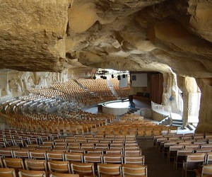 20,000 Seat Cave Church