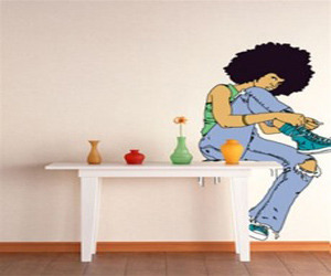 2010 People Wall Decals