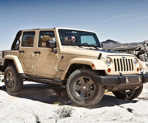 2011 Jeep Wrangler Mojave | Limited Edition