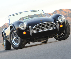 "2011 Shelby Cobra ""50th Anniversary"""