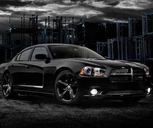 2012 Dodge Charger Blacktop with Beats by Dre Sound System