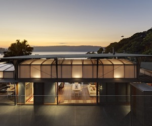 The Cliff Face house, 2012 Houses Awards Finalist