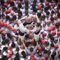 2012 Human Tower Competition photographed by David Oliete