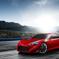 2012 Scion FR-S Coupe