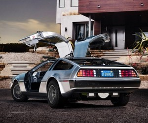 2013 All Electric DMC DeLorean