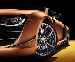 2013 Audi R8 Limited Edition for China