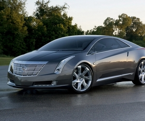 2013 Cadillac ELR Electric Car