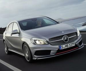 2013 Mercedes-Benz A-Class Compact