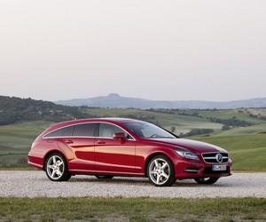 2013 Mercedes-Benz CLS Shooting Brake