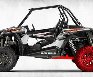 2014 Polaris RZR XP 1000 White Lightning