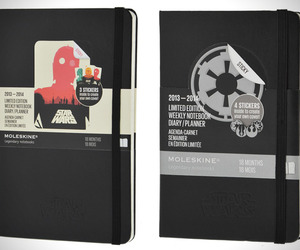 2014 Star Wars x Moleskine Daily Planners