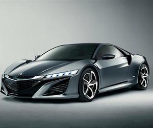 2015 Acura NSX Concept Car