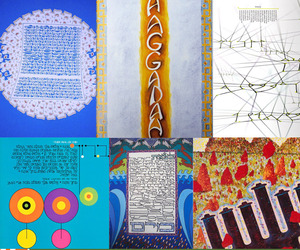 22 Beautiful Modern Art Haggadahs
