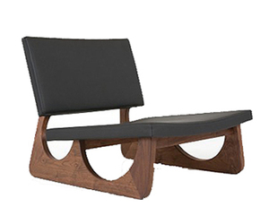 233 Sledge Lounge Chair