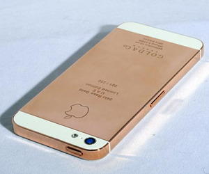 24 Karat Gold iPhone 5