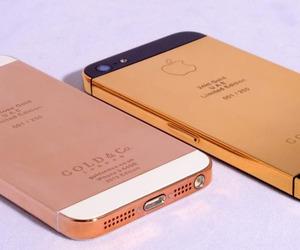 24KT GOLD & ROSE IPHONE 5