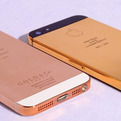 24KT GOLD & ROSE IPHONE 5